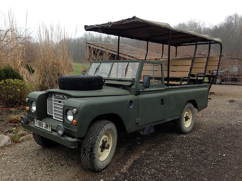 1971-85 Land-Rover Series III a