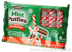 Pearsons Mint Patties Candy Cane