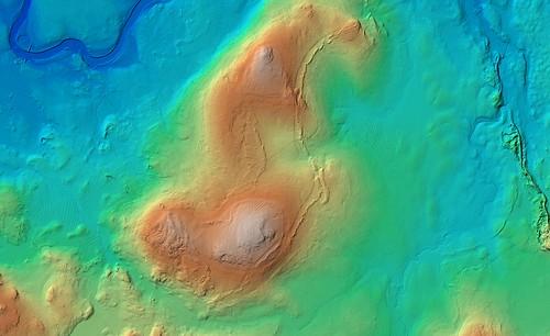 finland geology dtm dem shaded topography lidar savukoski laserkeilaus airbornelaserscanning 1pix2m suovvaguoika pyytövaara