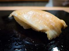 Mushi-awabi (Steam Abalone) @ Sukiyabashi Jiro