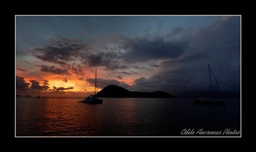 sunset coucherdesoleil soleilcouchant