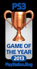 PlayStation Blog Game of the Year Awards 2013: PS3 GOTY Bronze