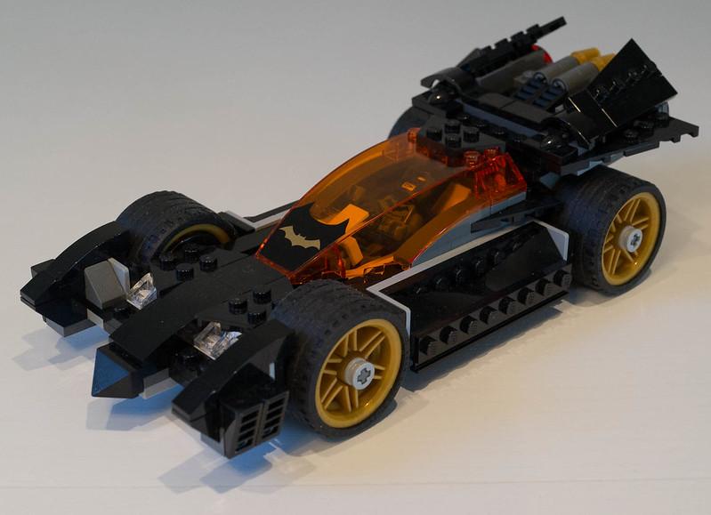 REVIEW LEGO 76012 Batman - la poursuite du Sphinx