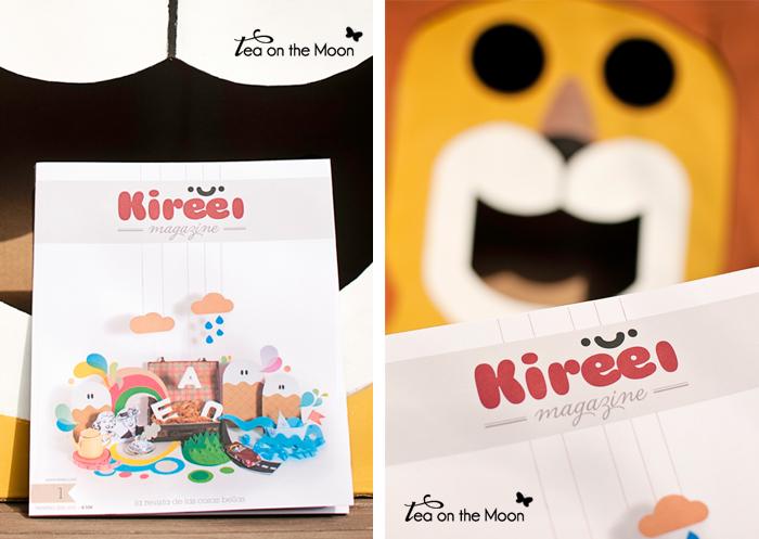 kireei Magazine 1