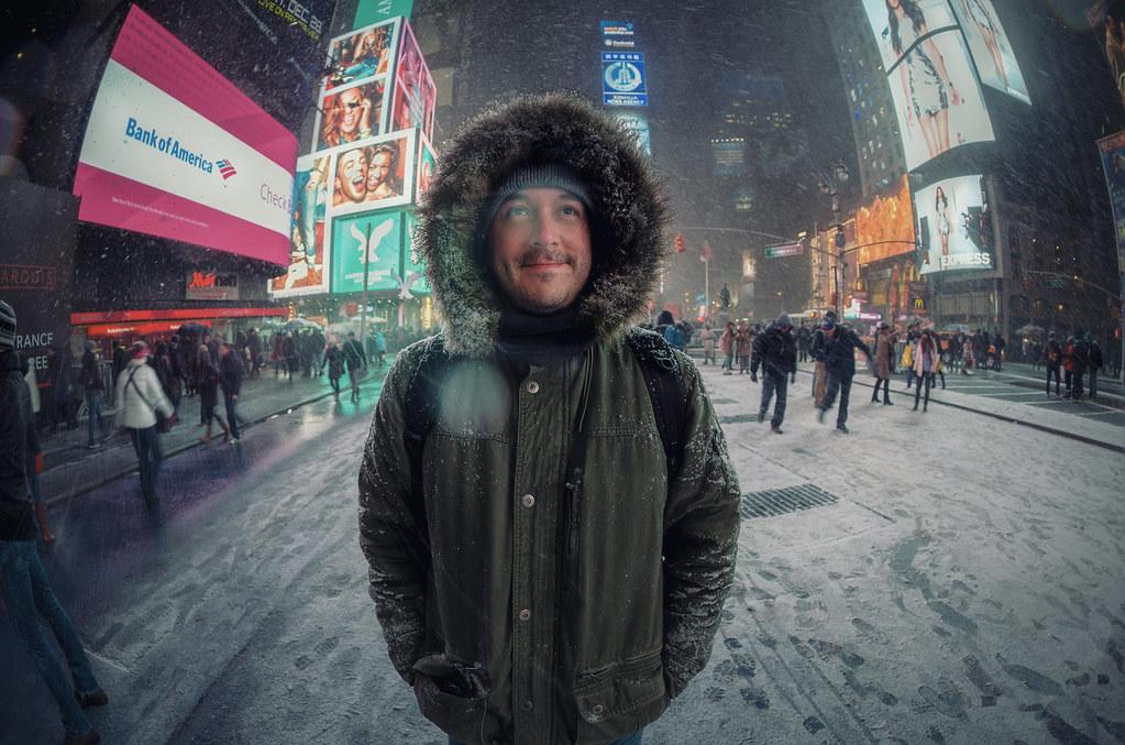 N.Y. Selfie