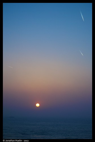 sea sky sun nature sunrise nikon planes jersey channelislands d3000