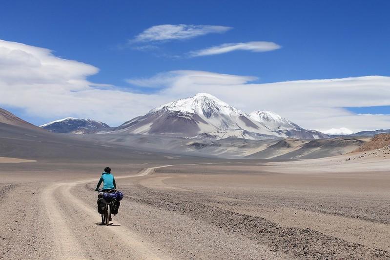 Cycling to El Muerto