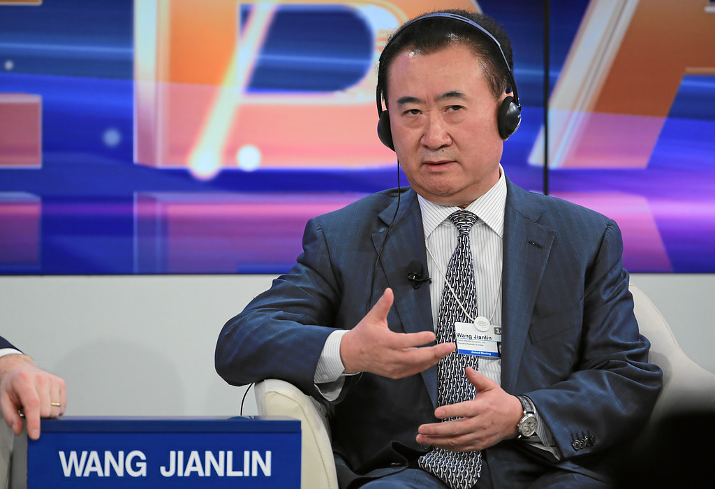 China, Europe, US: The Coopetition Challenge: Wang Jianlin
