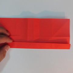วิธีพับกระดาษพับดอกกุหลาบ 010