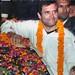 Rahul Gandhi & Priyanka Gandhi in Amethi 04