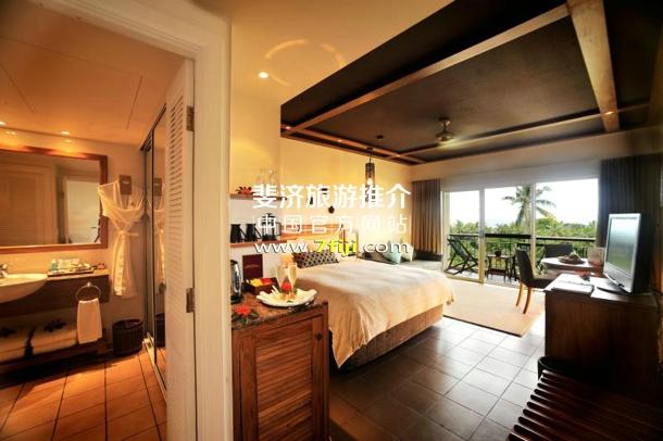 斐济奥瑞格礁湖度假酒店(Outrigger on the Lagoon Fiji)高级房