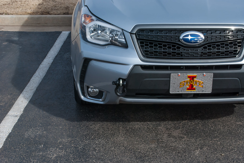 Anyone Know Which Tow Hook And D Ring He Used Subaru