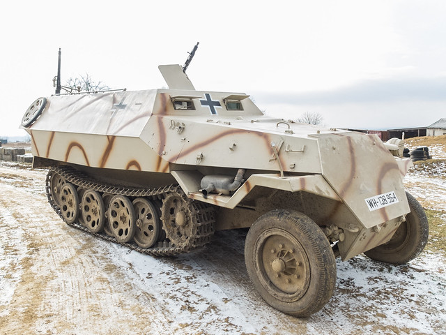 БТР Sd.Kfz. 251