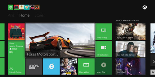 Xbox One's August update now out for everyone