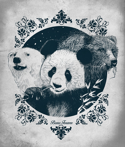 Bears Forever by rodisleydesign