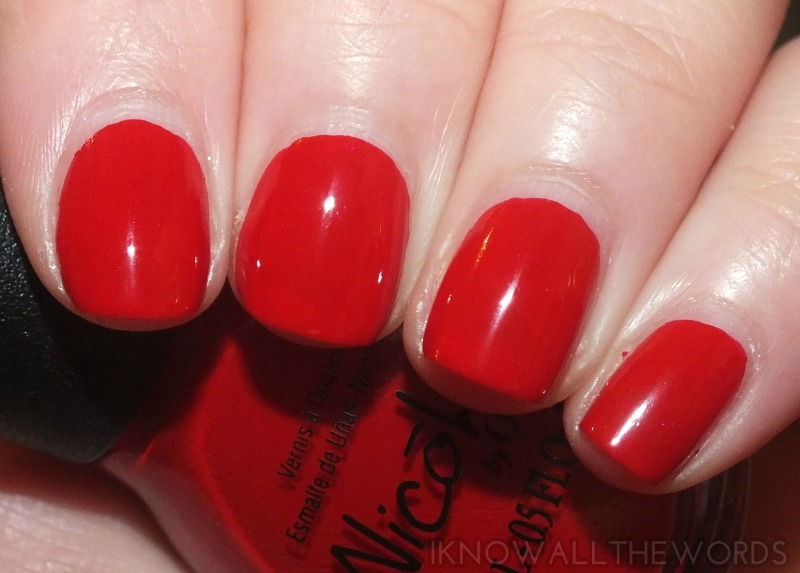nicole by opi carrie underwood collection- American As Apple Pie (15)