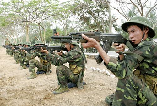 kekuatan militer