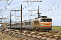 SNCF BB 72007397 - Photo of Chalou-Moulineux