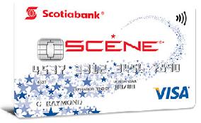 Scotiabank Scene Visa