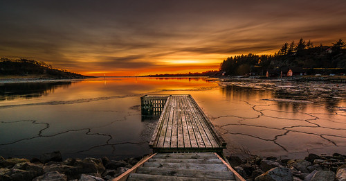 Sunset at Hellvik [Explore #1]
