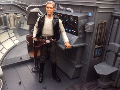 Star Wars Custom Han Solo Episode VII