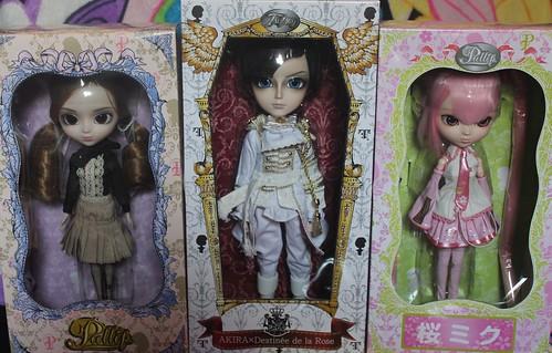 Pullip Dolls Kit Dolls Pullip Dilettante