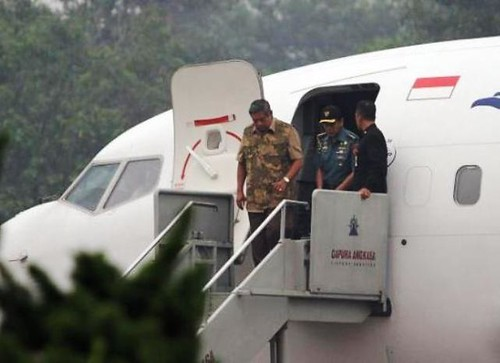Fokus Asap Riau, SBY Batal Kampanye