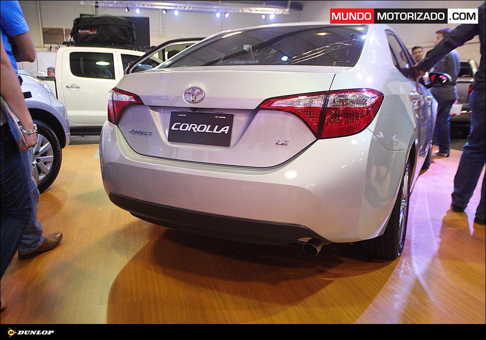 Toyota Corolla 2014 En Colombia Precio   Autos Weblog