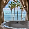 My favorite bathtub in the Florida Keys @curbeddotcom #cheecalodge #floridakeys #islamorada