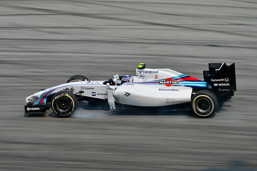 Williams Martini Racing FW36 2014