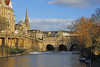 River Avon and Pulteney Bridge, Bath
