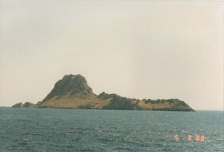 "Squid Island from the ""Two brothers"""