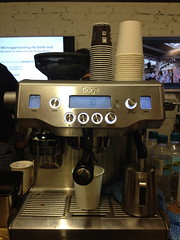 Sage Machine, London Coffee Festival 2014