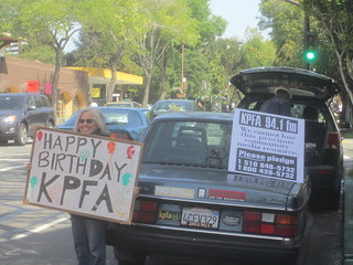 Happy Birthday KPFA