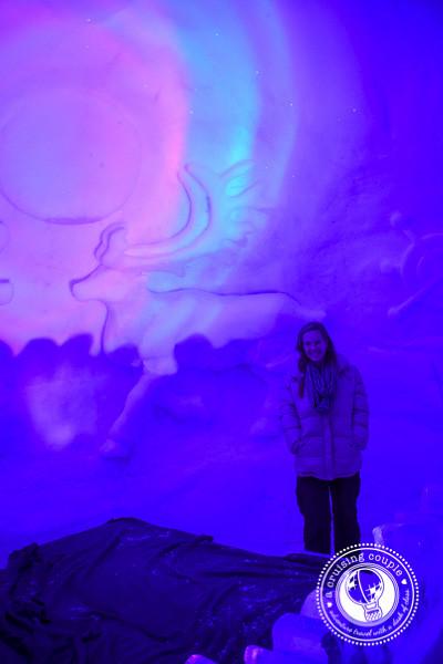 That Time We Slept In a Hotel Made of Snow – Our Experience at the Snow Village, Finland - Snow Village Finland Ice Suite