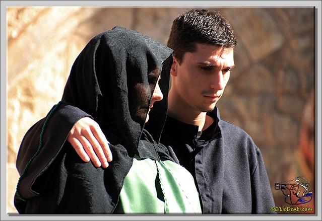 2 Via Crucis Semana Santa en Briviesca