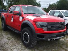 2014 Ford F-150 4x4 Super Crew 6.2L SVT