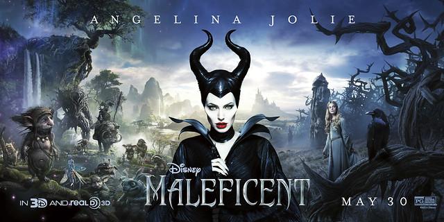 Disney's Maleficent Banner