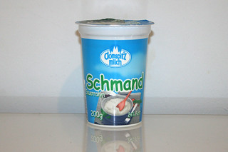 07 - Zutat Schmand / Ingredient sour cream