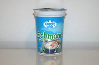 07 - Zutat Schmand / Ingredient sour cream