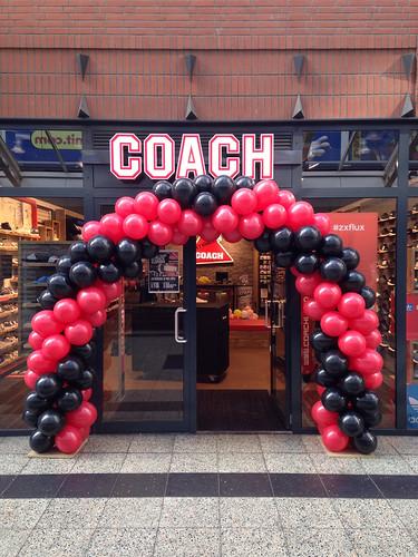 Ballonboog 6m Coach Vlaardingen