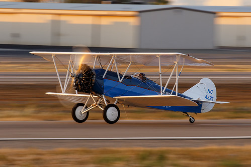 california sunset field airport aircraft elcajon airshow gillespie 4000 2015 travelair nc4321 airshowsandiego n4321