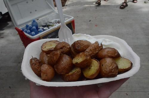 Food at Interstellar Rodeo