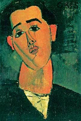 Portrait of Juan Gris