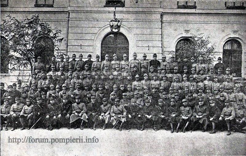 Pompieri militari -1928