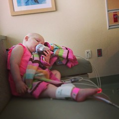 #reesey has one more hour #chemointumorout #gingerfight then we can start to go home