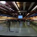 Small photo of Panorama of the airgun hall.
