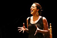Marina Heredia trae este jueves a Sevilla piezas de 'A mi tempo'