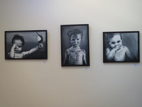 Thug Kids Portraits