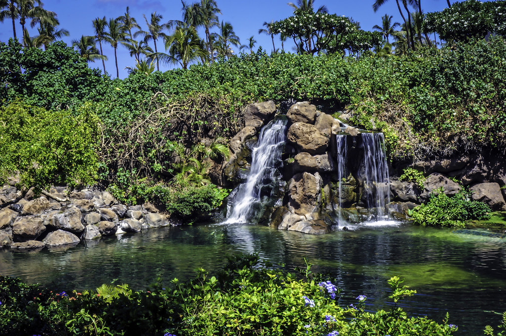 Bigger waterfall